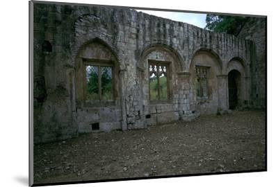 Wharram Percy-Unknown-Mounted Photographic Print
