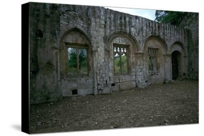 Wharram Percy-Unknown-Stretched Canvas Print