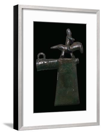 Celtic Axehead, 6th century-Unknown-Framed Giclee Print