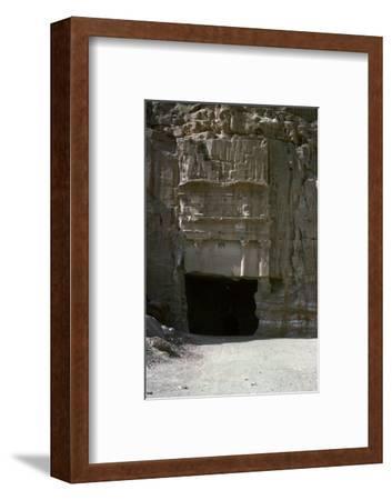 Turkamniya Tomb, 1st century BC-Unknown-Framed Photographic Print