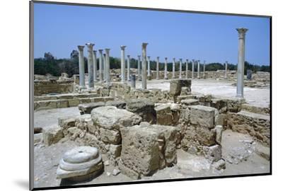 Roman Gymnasium, c.4th century BC-Unknown-Mounted Photographic Print