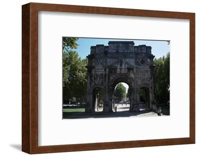 Triumphal Arch of Orange, 1st century-Unknown-Framed Photographic Print