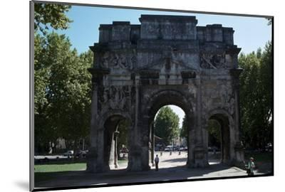 Triumphal Arch of Orange, 1st century-Unknown-Mounted Photographic Print