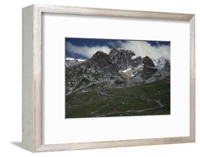 St Bernard Pass-Unknown-Framed Photographic Print