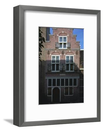 Rembrandt's House, 17th century-Unknown-Framed Photographic Print