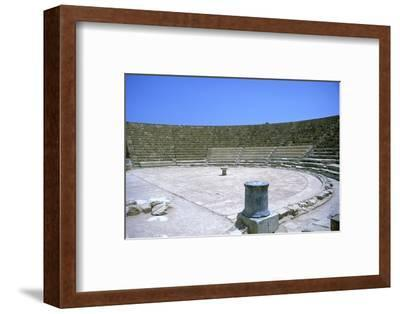 Roman Theatre, 1st century BC-Unknown-Framed Photographic Print