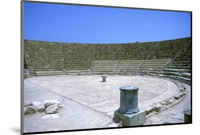 Roman Theatre, 1st century BC-Unknown-Mounted Photographic Print