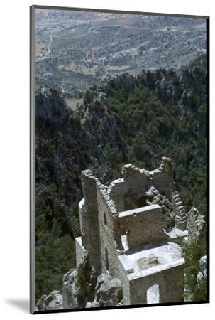 Buffavento Castle, 11th century-Unknown-Mounted Photographic Print