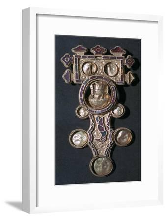Gold Iron Age Fibula-Unknown-Framed Giclee Print