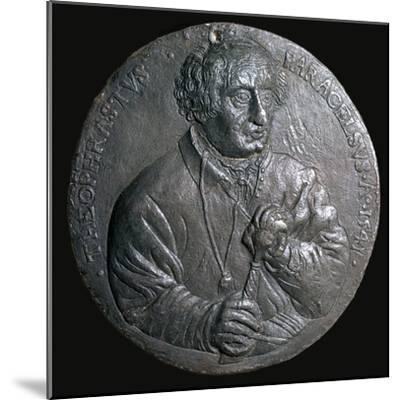 Medal of Paracelsus-Unknown-Mounted Giclee Print