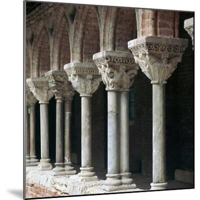 Cloister at Mossaic, 11th century-Unknown-Mounted Giclee Print