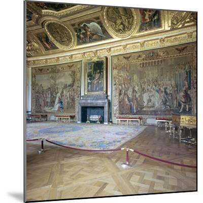 Salon de Mars at the Palace of Versailles, 17th century-Unknown-Mounted Photographic Print