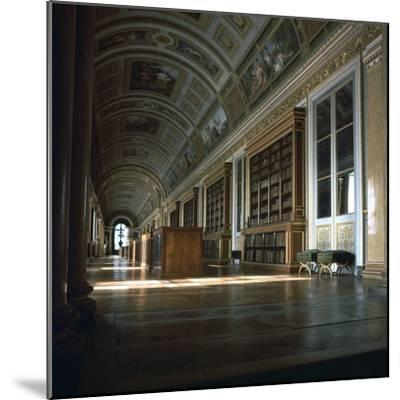 The Gallery of Diana, 16th century-Unknown-Mounted Photographic Print