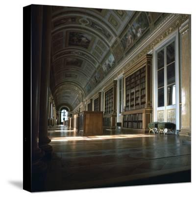 The Gallery of Diana, 16th century-Unknown-Stretched Canvas Print