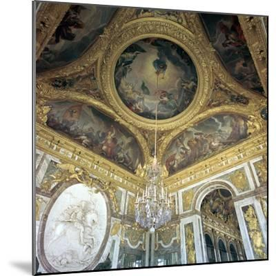 Hall of War at Versailles, 17th century-Unknown-Mounted Photographic Print