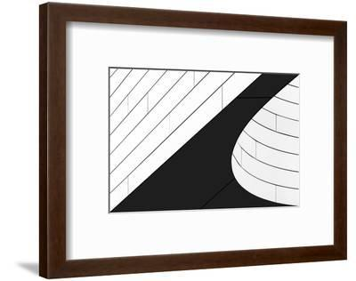 A wall detail-Theo Luycx-Framed Photographic Print