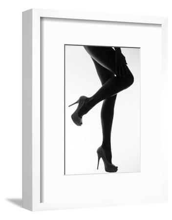 the sweet caress of twilight-Thierry Lagandré (Transgressed-Framed Photographic Print