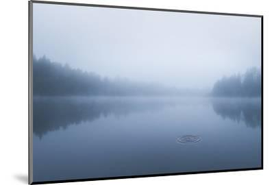 Ripple in the water-Christian Lindsten-Mounted Photographic Print