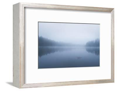 Ripple in the water-Christian Lindsten-Framed Photographic Print