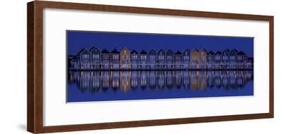 Deep Blue Deep-Alejandro Garcia-Framed Photographic Print