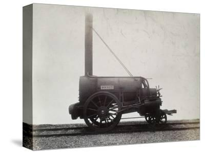 George Stephenson's 'Rocket', c1905-Unknown-Stretched Canvas Print