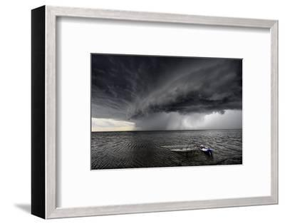 ... where are you ?-Roman Lipinski ©-Framed Photographic Print
