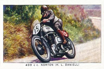 '499 C. C. Norton (H. L. Daniell)', 1938-Unknown-Framed Giclee Print