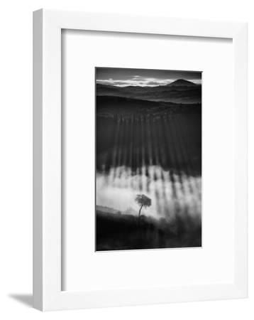Rising up-Peter Svoboda, MQEP-Framed Photographic Print