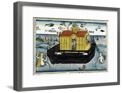 Noah's Ark-Unknown-Framed Giclee Print