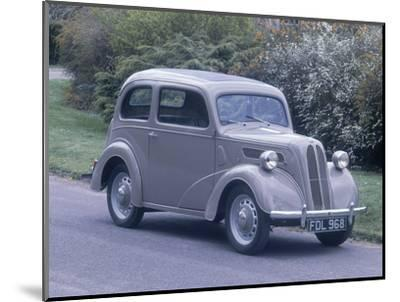 1949 Ford Anglia-Unknown-Mounted Photographic Print
