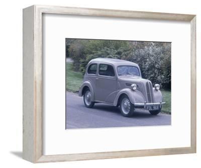 1949 Ford Anglia-Unknown-Framed Photographic Print