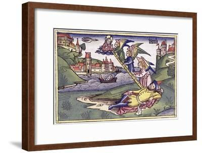 Jacob's Ladder-Unknown-Framed Giclee Print