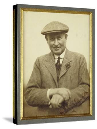 Harry Vardon, c1912-Unknown-Stretched Canvas Print