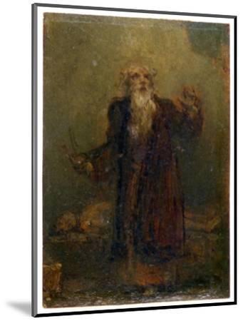 King Lear (?), c1772-1845-Robert Smirke-Mounted Giclee Print