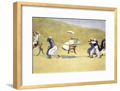 The Transit of Venus', 1908-Lance Thackeray-Framed Giclee Print