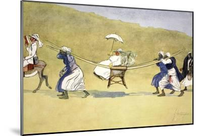 The Transit of Venus', 1908-Lance Thackeray-Mounted Giclee Print