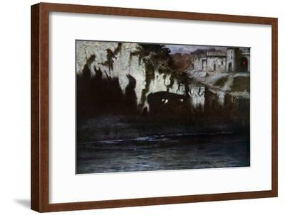 'The Funeral of Siegfried', 1906-Unknown-Framed Giclee Print