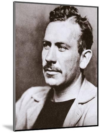 John Steinbeck, American novelist, c1939-Unknown-Mounted Photographic Print