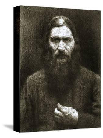Rasputin, Russian mystic, early 20th century-Unknown-Stretched Canvas Print