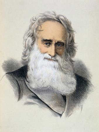 Robert Moffat, British missionary, 19th century-Unknown-Framed Giclee Print