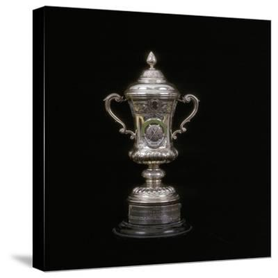 World Amateur Golf Team Championship trophy, 1966-Unknown-Stretched Canvas Print