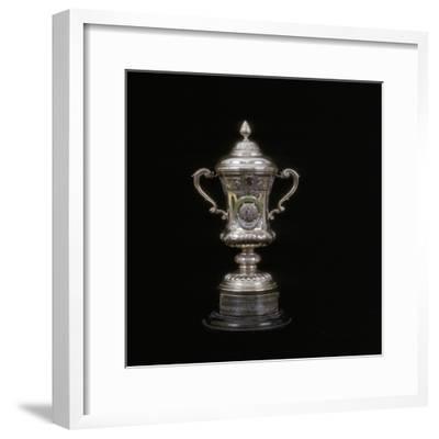 World Amateur Golf Team Championship trophy, 1966-Unknown-Framed Giclee Print