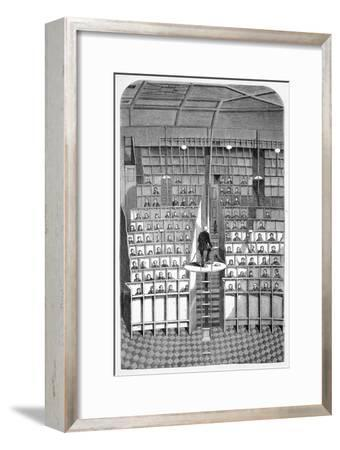 Surrey House of Correction, Wandsworth, London, 1862-Unknown-Framed Giclee Print