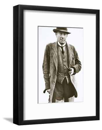 Stanley Baldwin, British Conservative politician, 1924-Unknown-Framed Photographic Print