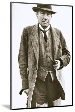 Stanley Baldwin, British Conservative politician, 1924-Unknown-Mounted Photographic Print