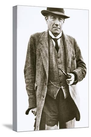 Stanley Baldwin, British Conservative politician, 1924-Unknown-Stretched Canvas Print