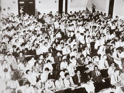 World Youth Congress, Vassar College, Poughkeepsie, New York, USA, 16-24 August 1938-Unknown-Framed Photographic Print