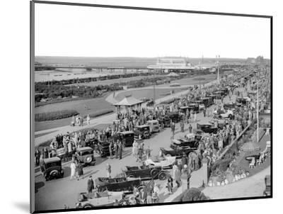 Southport Rally, 1928-Bill Brunell-Mounted Photographic Print