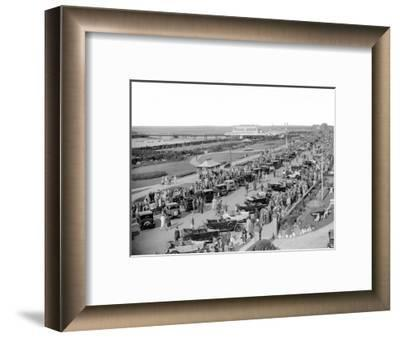 Southport Rally, 1928-Bill Brunell-Framed Photographic Print