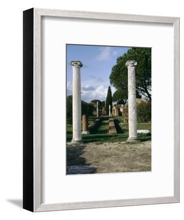 Ostia-Werner Forman-Framed Giclee Print